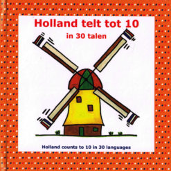 Holland telt… Tot 10 in 30 talen - 9789078839033 -
