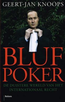 Bluf poker - 9789460033568 - Geert Jan Knoops
