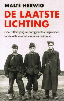 De laatste lichting - 9789460037443 - Malte Herwig