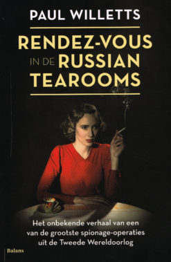 Rendez-Vous in de Russian Tearooms - 9789460037474 - Paul Willetts