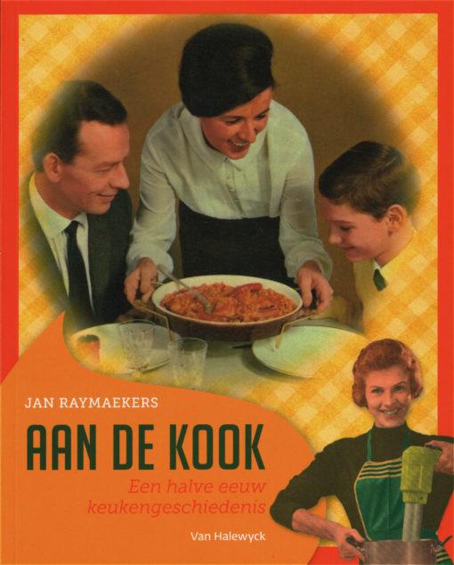 Aan de kook - 9789461314741 - Jan Raymaekers
