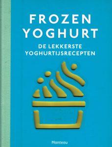 Frozen yoghurt - 9789022329498 -
