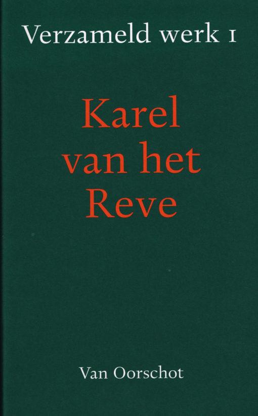 Verzameld werk I - 9789028242593 - Karel van het Reve