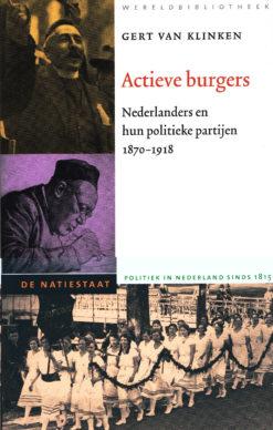Actieve burgers - 9789028419889 - Gert van Klinken