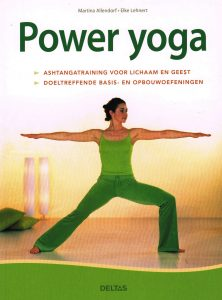 Power yoga - 9789044735116 - Martina Allendorf