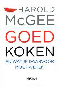 Goed koken - 9789046811221 - Harold McGee