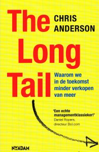 The Long Tail - 9789046811429 - Chris Anderson