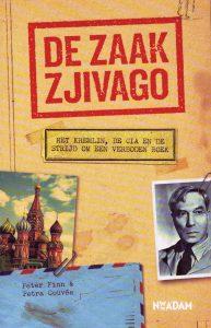 De zaak Zjivago - 9789046816622 - Peter Finn