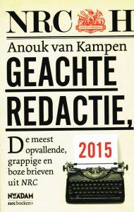 Geachte redactie, - 9789046820247 - Anouk van Kampen