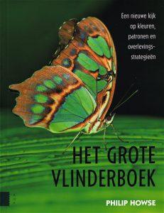 Het grote vlinderboek - 9789050115483 - Philip Howse