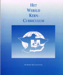 Het wereld kerncurriculum - 9789053400418 -