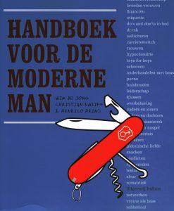 Handboek voor de moderne man - 9789057594632 - Wim de Jong
