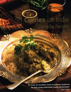 50 Curries uit India - 9789059563759 - Camellia Panjabi