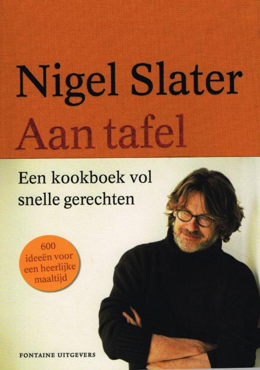 Aan tafel - 9789059565197 - Nigel Slater