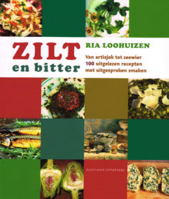 Zilt en bitter - 9789059566101 - Ria Loohuizen