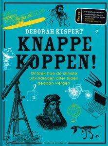 Knappe koppen! - 9789059566262 - Deborah Kespert