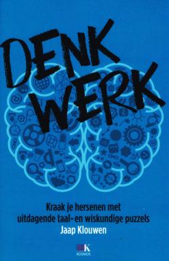 Denkwerk - 9789085714637 - Jaap Klouwen