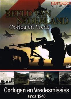 Beeld van Nederland. Oorlog en Vrede - 9789086022786 -