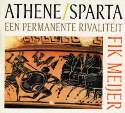 Athene/Sparta - 9789491224089 - Fik Meijer
