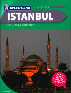 Istanbul - 9789020993844 -