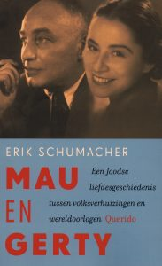 Mau en Gerty - 9789021400426 - Erik Schumacher