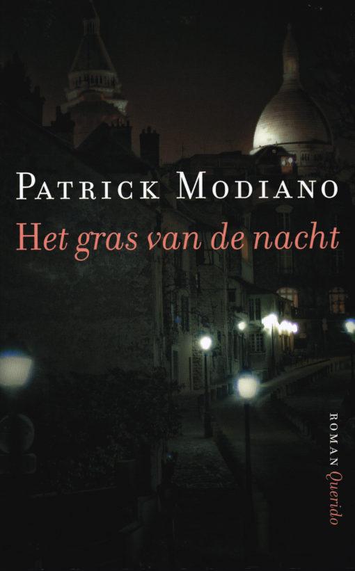 Het Gras van de nacht - 9789021458076 - Patrick Modiano