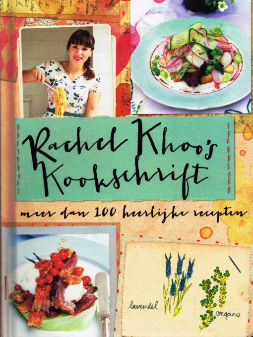 Rachel Khoo's kookschrift - 9789021558752 - Rachel Khoo