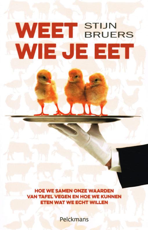 Weet wie je eet - 9789028976399 - Stijn Bruers