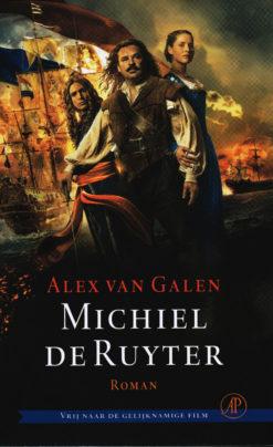 Michiel de Ruyter - 9789029589611 - Alex van Galen