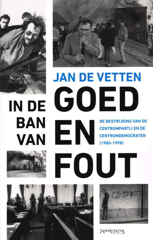 In de ban van goed en fout - 9789035144514 - Jan de Vetten