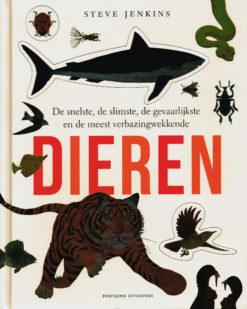 Dieren - 9789059566767 - Steve Jenkins