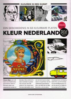 Kleur Nederland - 9789059566910 - Vincent Wijers