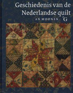 Geschiedenis van de Nederlandse quilt - 9789075879414 - An Moonen