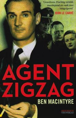 Agent Zigzag - 9789085712879 - Ben Macintyre