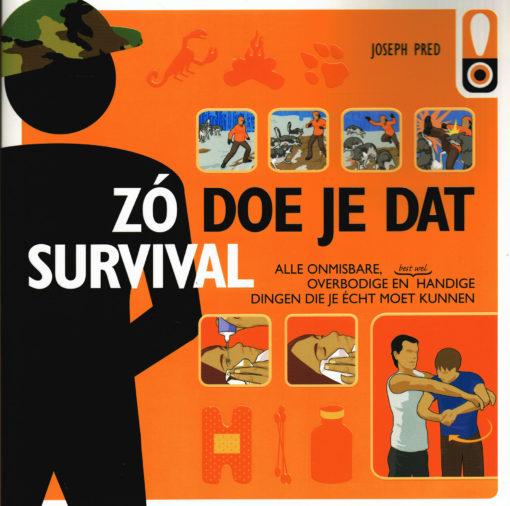 Survival: zó doe je dat - 9789089893727 - Joseph Pred