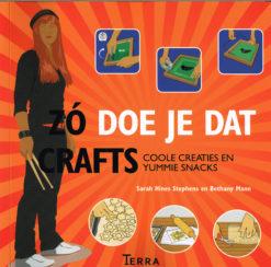 Crafts: zó doe je dat - 9789089895684 - Sara Hines Stephens