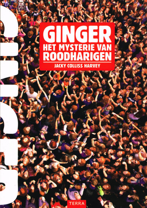Ginger - 9789089896513 - Jacky Colliss Harvey