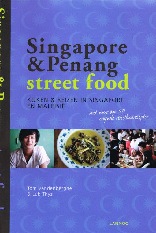 Singapore & Penang - 9789401403665 - Tom Vandenberghe