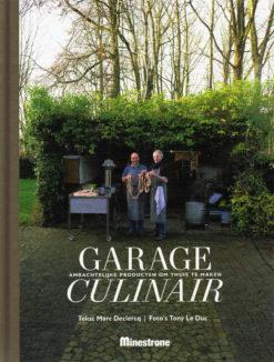 Garage Culinair - 9789490028800 - Marc Declercq