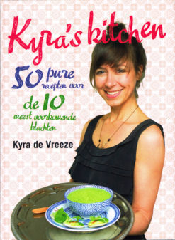 Kyra's kitchen - 9789021553627 - Kyra de Vreeze