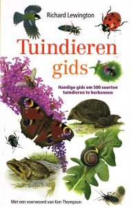 Tuindieren gids - 9789021559568 - Richard Lewington