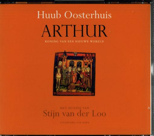 Arthur - 9789025903350 - Huub Oosterhuis