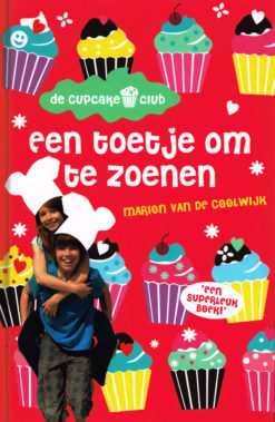 Een toetje om te zoenen - 9789026136818 - Marion van de Coolwijk
