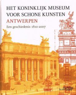 Het Koninklijk Museum voor Schone Kunsten Antwerpen - 9789058562715 -