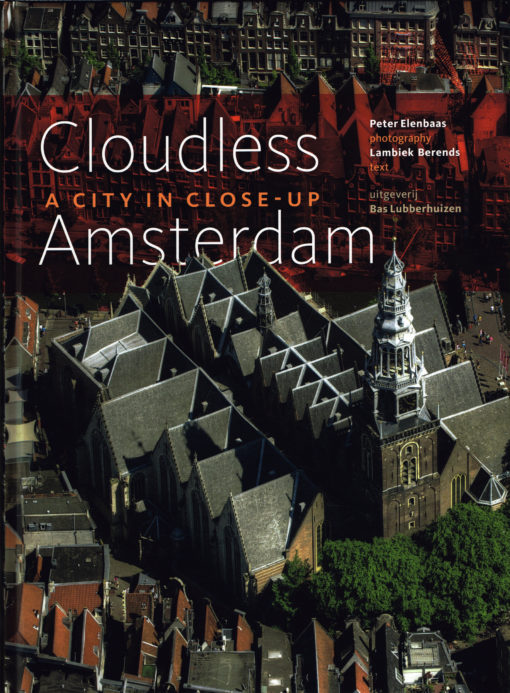 Cloudless Amsterdam - 9789059374003 - Peter Elenbaas