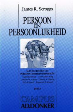 Persoon en persoonlijkheden - 9789061002796 - James R. Scroggs