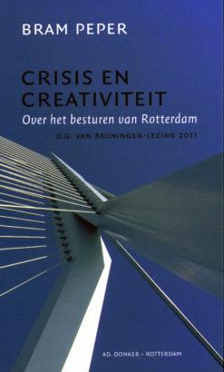 Crisis en creativiteit - 9789061006480 - Bram Peper