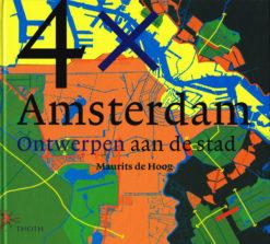 4x Amsterdam - 9789068683882 - Maurits de Hoog