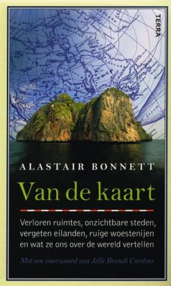 Van de kaart - 9789089896414 - Alastair Bonnett