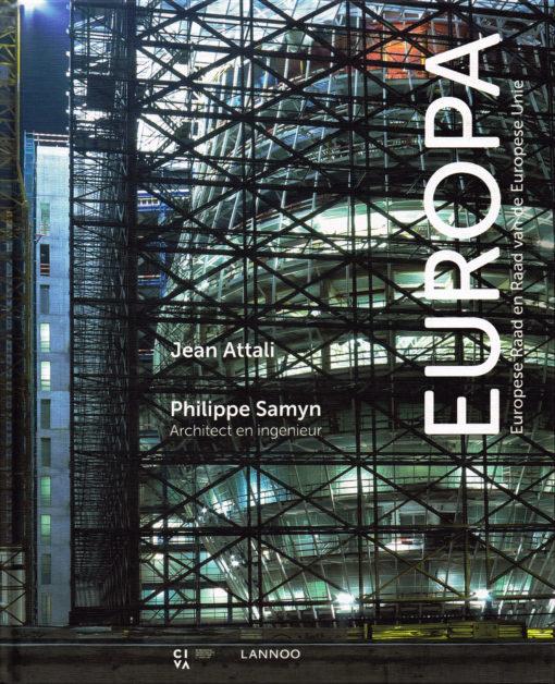 Europa - 9789401414470 - Jean Attali